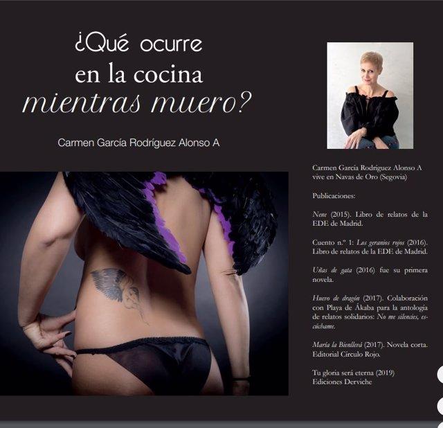Cubierta de la nueva publicación de Carmen García Rodríguez.