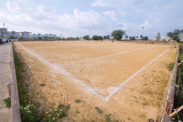 Campo de fútbol de Pérez Cubillas
