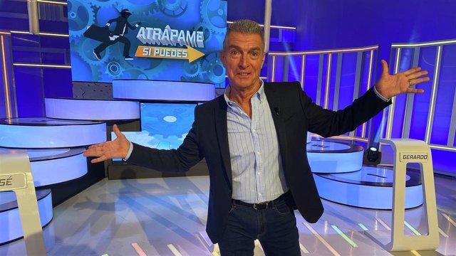 Canal Sur estrena este lunes el programa de entretenimiento 'Atrápame si puedes'