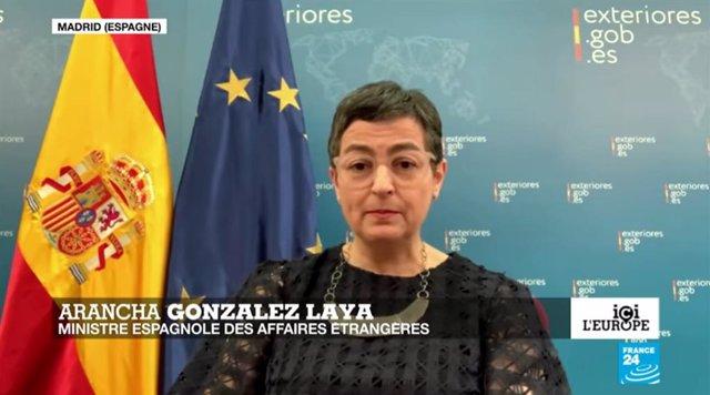 Coronavirus.- González Laya cree que la desescalada en España es compatible con