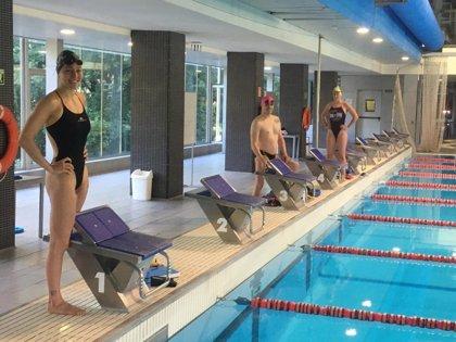 Los deportistas paralímpicos regresan a los Centros de Alto Rendimiento de Madrid y Sant Cugat