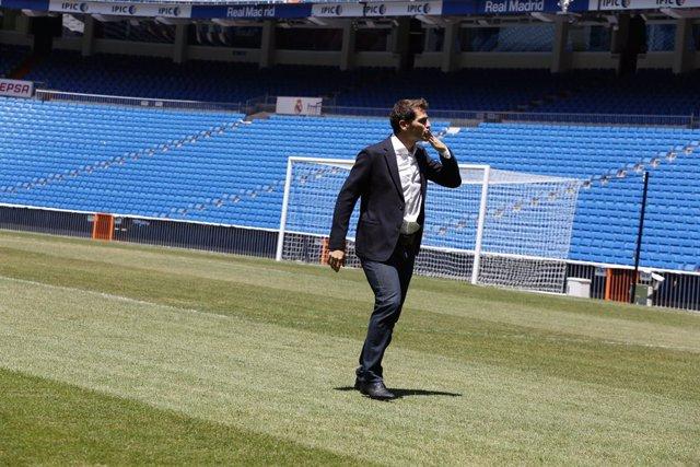 """Fútbol.- Iker Casillas recuerda su último partido con el Real Madrid: """"Algún día"""