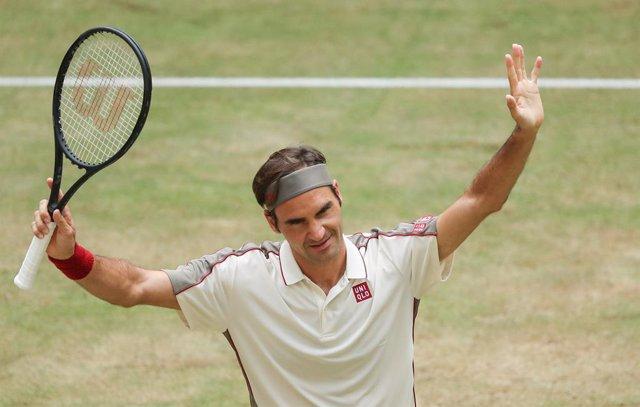 """Tenis.- Federer: """"No estoy entrenando porque, para ser honesto, no veo una razón"""