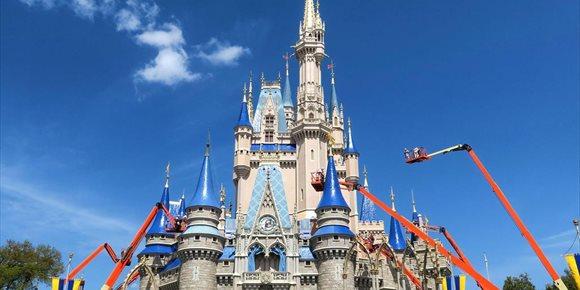 1. La NBA, en conversaciones con Disney para acabar la temporada en Orlando