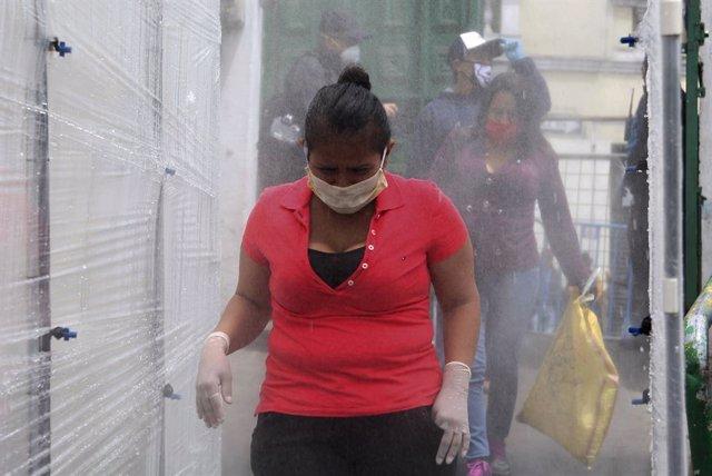 Coronavirus.- Ecuador supera los 36.000 casos confirmados de coronavirus y roza