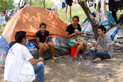 Cinco cosas que se pueden hacer para proteger a migrantes, desplazados internos y refugiados ante la COVID-19
