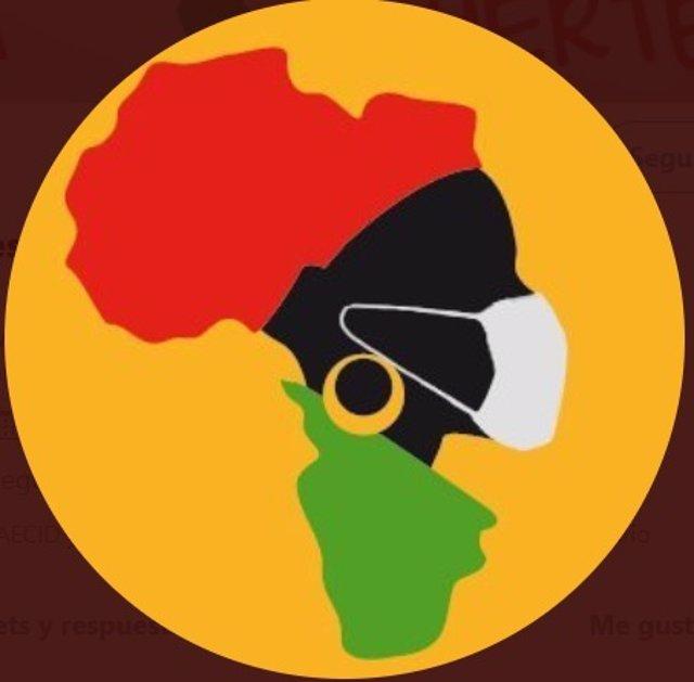 Logo Fundación Mujeres por África por el Covid-19