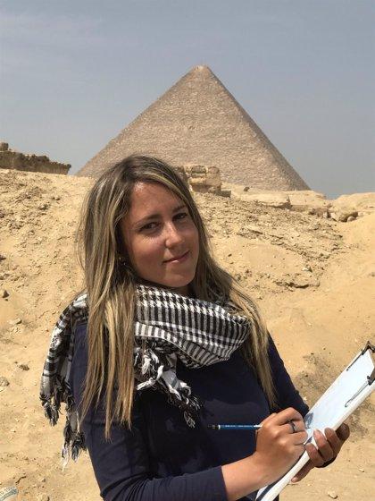 Una investigadora de Huelva descubre que los egipcios conocían la relación entre el hierro meteorítico y el espacio
