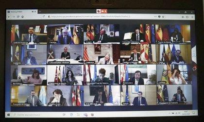 Sánchez, a los presidentes: si nada se tuerce muchas CCAA estarán fuera del estado de alarma en próximas fechas