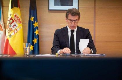 Feijóo quiere que Galicia sea una de las CCAA que abandonen el estado de alarma al finalizar la fase 2