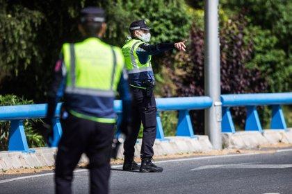 Las acciones de Policía Municipal de Madrid caen en abril un 38% y los detenidos un 46% en estado de alarma