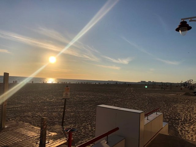 Playa Victoria de Cádiz