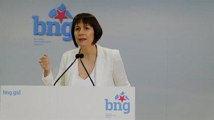 """Pontón pide intervenir a la Junta Electoral para que Feijóo no utilice """"los medios públicos en su precampaña"""""""