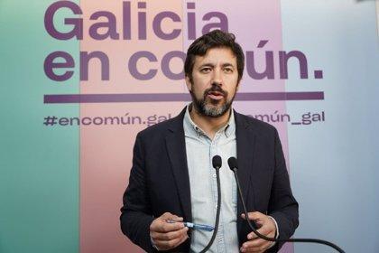 """Galicia en Común tacha de """"medida improvisada e ineficaz"""" la reincorporación de los alumnos a las aulas"""