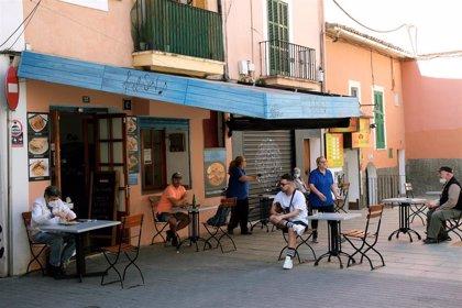 Los locales de restauración podrán abrir con el 50% de su aforo en Baleares en la fase 2