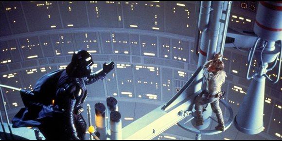 1. La escena de Darth Vader y Luke en El Imperio contraataca que hubiera cambiado completamente Star Wars