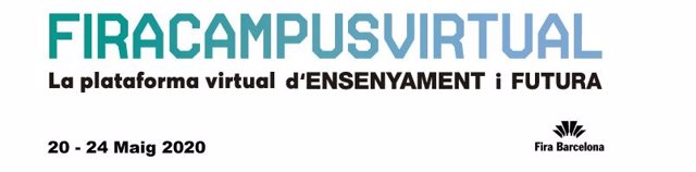 La plataforma virtual FiraCampusVirtual.
