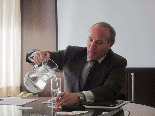 Julián Núñez, presidente de la patronal de grandes constructoras Seopan