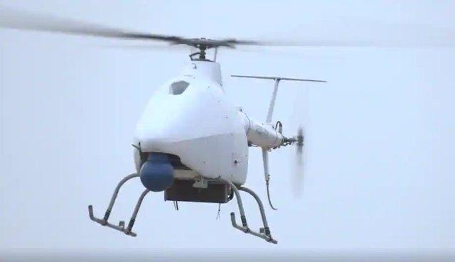 Helicóptero no tripulado chino