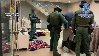 Desmantelado el clan de narcos de 'los pantojas' con 36 detenidos y más de cuatro toneladas de hachís incautadas