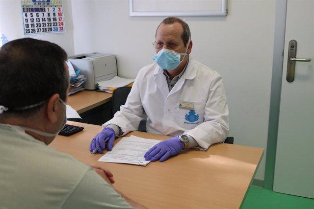 Reapertura Hospital Santa Clotilde tras el coronavirus