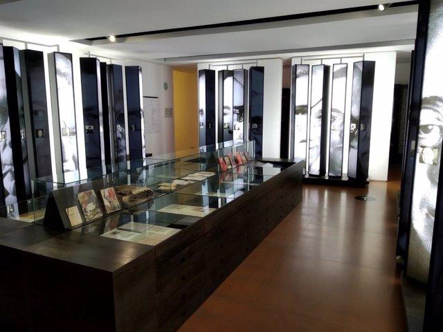 El Museu Memorial de l'Exili, en La Jonquera (Girona)