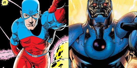 5. Darkseid y Atom, confirmados en Liga de la Justicia de Zack Snyder