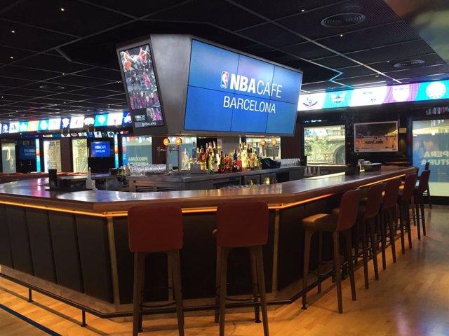 NBA Café Europa en Barcelona