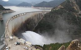 Central hidroeléctrica de Endesa.