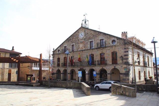 Ayuntamiento Valderredible