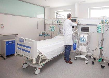 El descenso de la presión asistencial del COVID-19 se consolida en el ámbito hospitalario