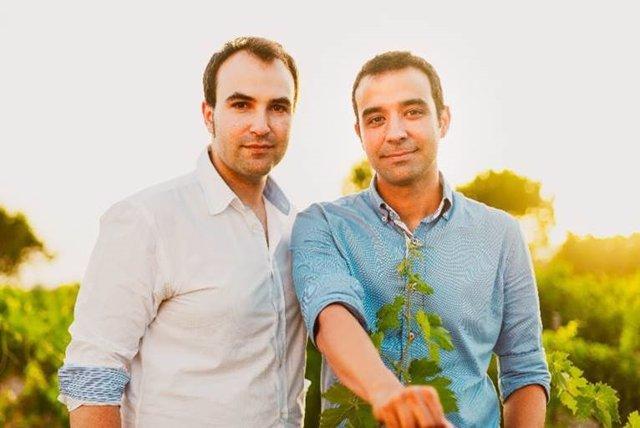 Adrián Ferrero y Alberto Acedo, fundadores de Biome Makers.