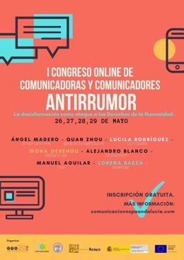 Congreso Antirrumor para comunicadores