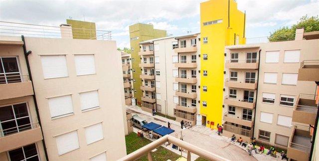 La compraventa de vivienda en Buenos Aires ha aumentado un 40,9 por ciento en diciembre de 2016, con respecto a las cifras del mismo mes el año anterior, según datos desvelados por el Colegio de Escríbanos porteño