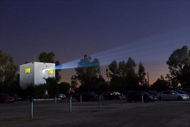 Projecte fotogràfic sobre autocines