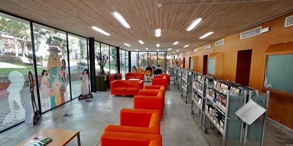 2. Reabren a partir de este martes las bibliotecas públicas municipales de Málaga