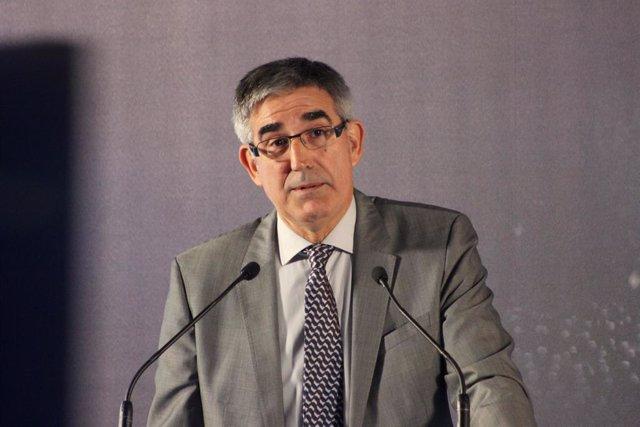 Jordi Bertomeu (President i CEO d'Euroleague Basketball)