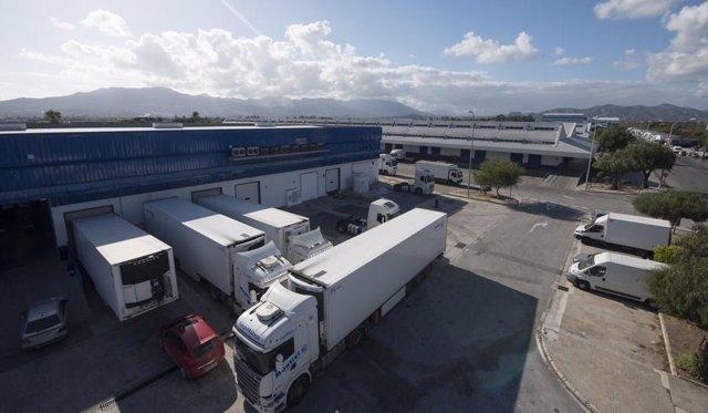 Málaga.- Coronavirus.- Mercamálaga recibe 53.523 toneladas desde el inicio de la