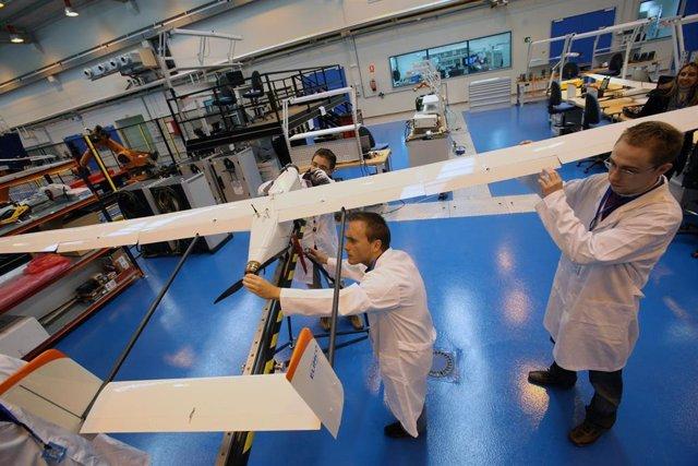 Una delegación de IDEA viaja a Canadá para captar inversiones del sector aeroespacial.