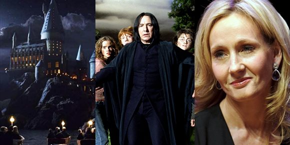 1. J.K. Rowling desmiente 8 mitos falsos del origen de Harry Potter