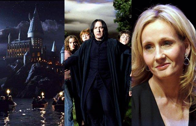 J.K. Rowling desmiente 8 mitos falsos del origen de Harry Potter