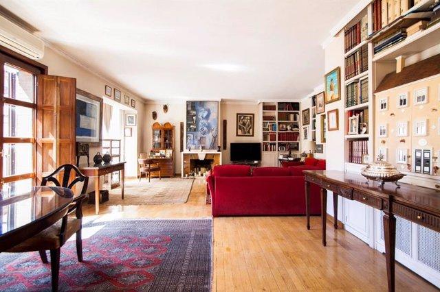 El 50% de las operaciones inmobiliarias de lujo en Madrid incluyen obras de arte, según Barnes