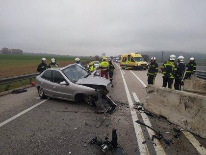 Extremadura es una de las regiones con menos accidentes por kilómetro de vía, según un estudio