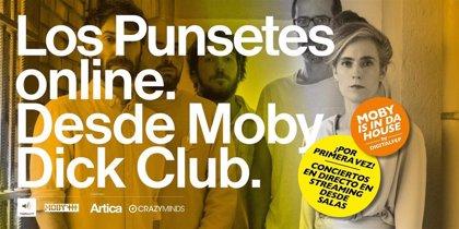 Los Punsetes anuncian concierto a puerta cerrada desde Moby Dick por 8 euros