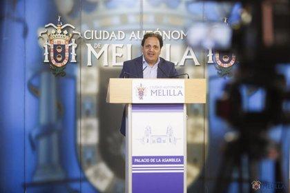 """Melilla advierte a los ciudadanos de que """"podrán usar las playas bajo la responsabilidad de cada uno"""""""
