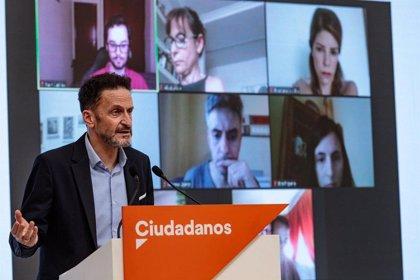 """Ciudadanos ve necesario que los """"constitucionalistas"""" se unan para las elecciones gallegas y pide """"un esfuerzo"""" a Feijóo"""