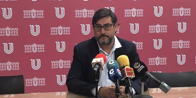 Alcalde de Utrera, José María Villalobos