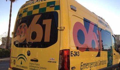 Fallece un operario atropellado en un polígono de Palos de la Frontera (Huelva)