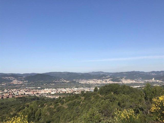 Baix Llobregat, Sant Just Desvern, área metropolitana, A-2, B-23, Sant Feliu de Llobregat, El Prat de Llobregat, Sant Boi, Santa Coloma de Cervelló, Sant Vicenç dels Horts, Torrellas