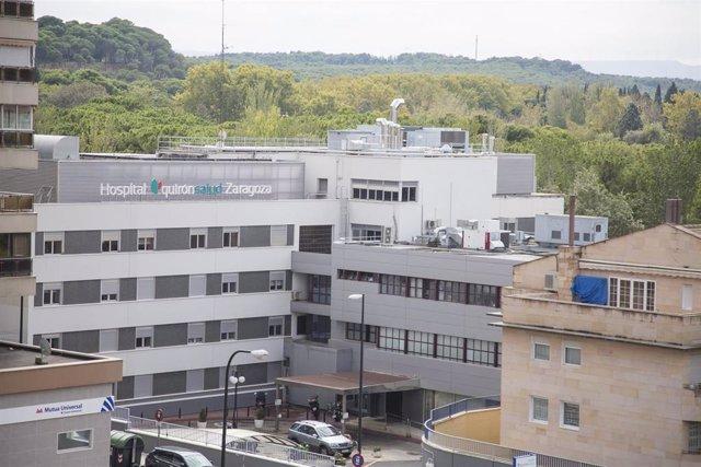 Hospital Quirónsalud de Zaragoza.